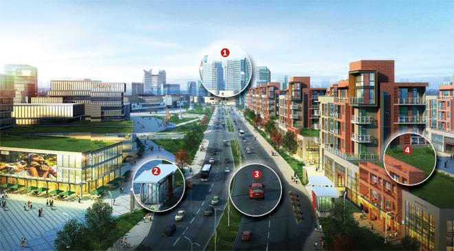La promesa de las ciudades inteligentes