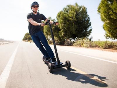 CycleBoard, lo último en patinetes eléctricos