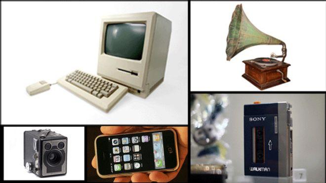 Los 10 aparatos electrónicos más importantes de la historia, según la revista Time